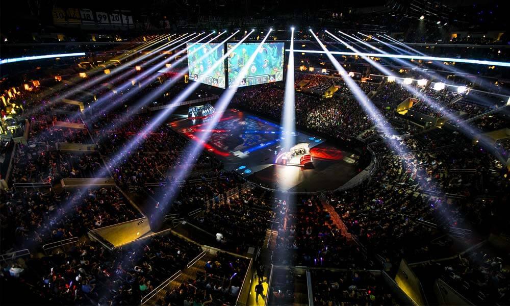 Final del Campeonato Mundial de League of Legends 2016