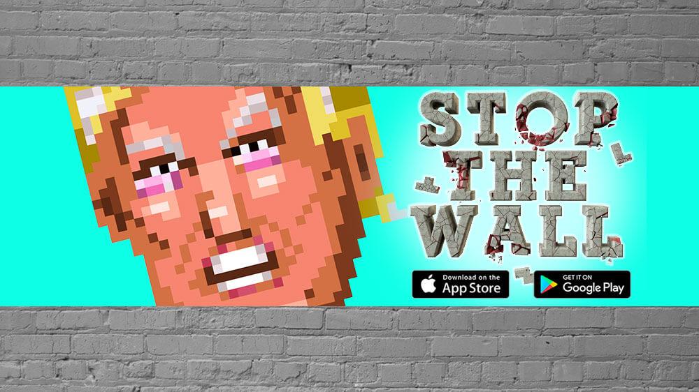 """Videojuego """"Stop The Wall"""" por Carlos Marcial Torres"""