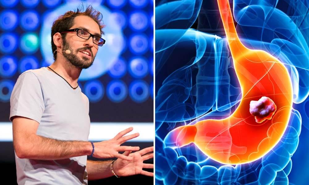 Mexicano Jorge Soto desarrolla chip para detectar cáncer de estómago con la empresa Miroculus