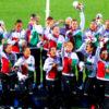 Tri Femenil Celebra con Mariachi su Medalla de Oro de Juegos Centroamericanos