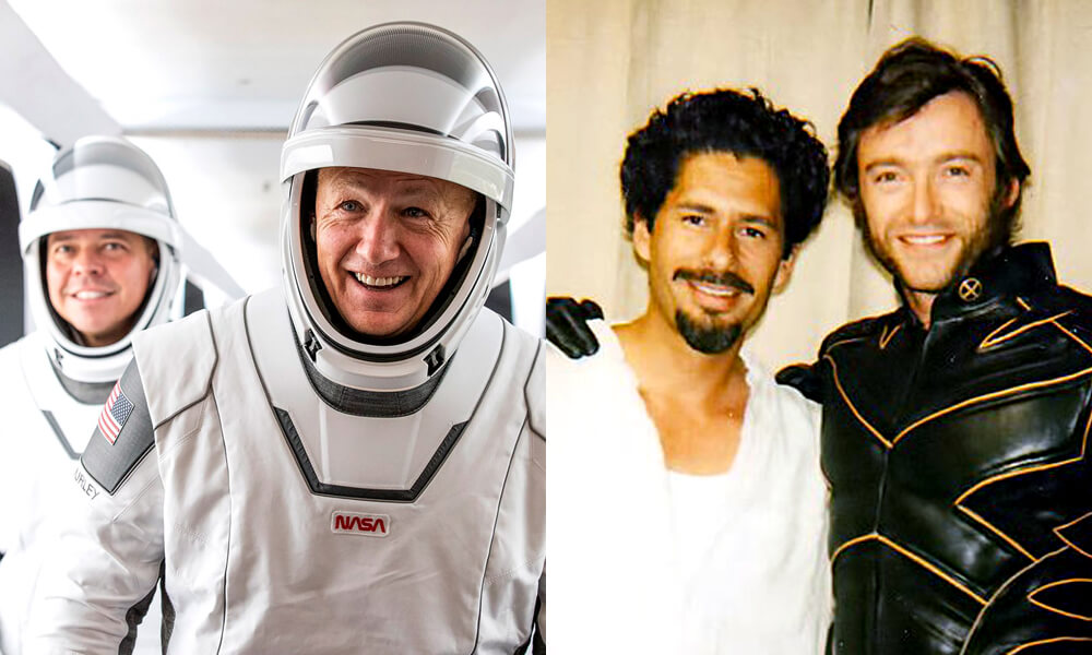 José Fernández: El Mexicano Detrás de los Trajes de SpaceX y la NASA