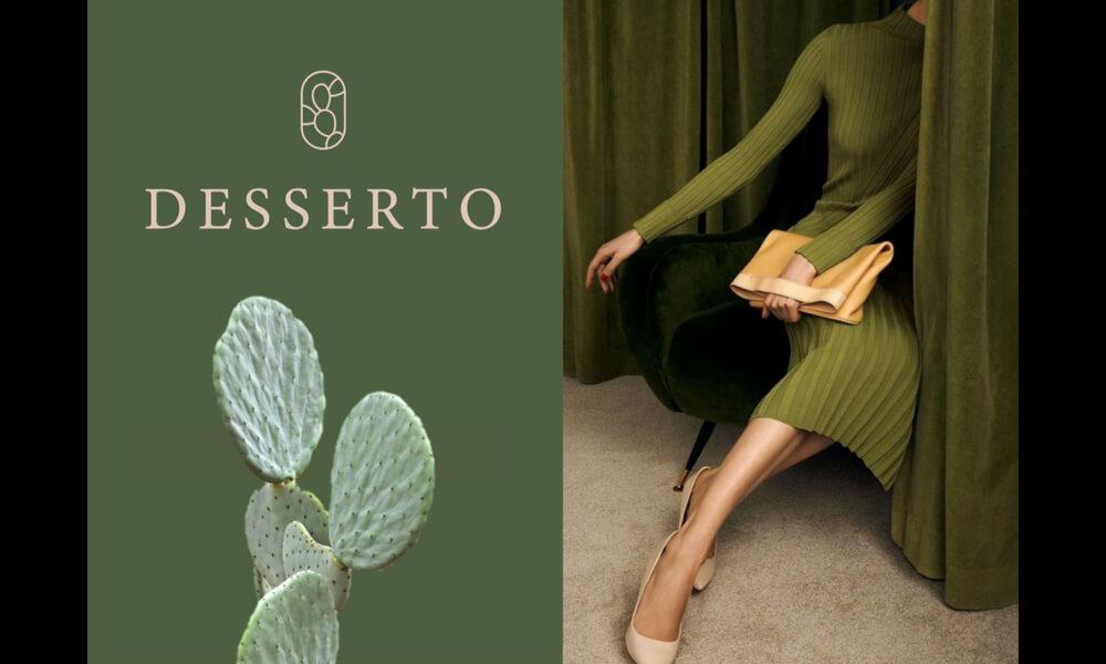 Desserto, cuero vegano mexicano hecho a base de nopal, se destaca en la industria de la moda