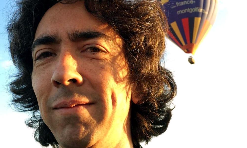 Miguel Tapia, escritor y traductor mexicano