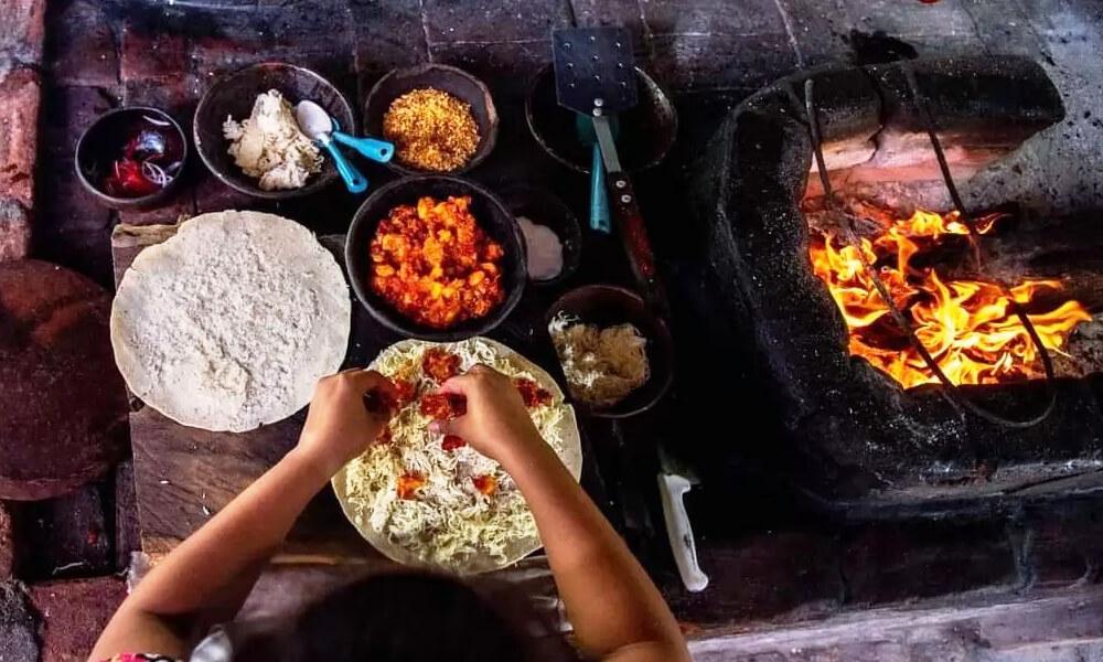 Platillos de Cocina Chontal de Nelly Córdova